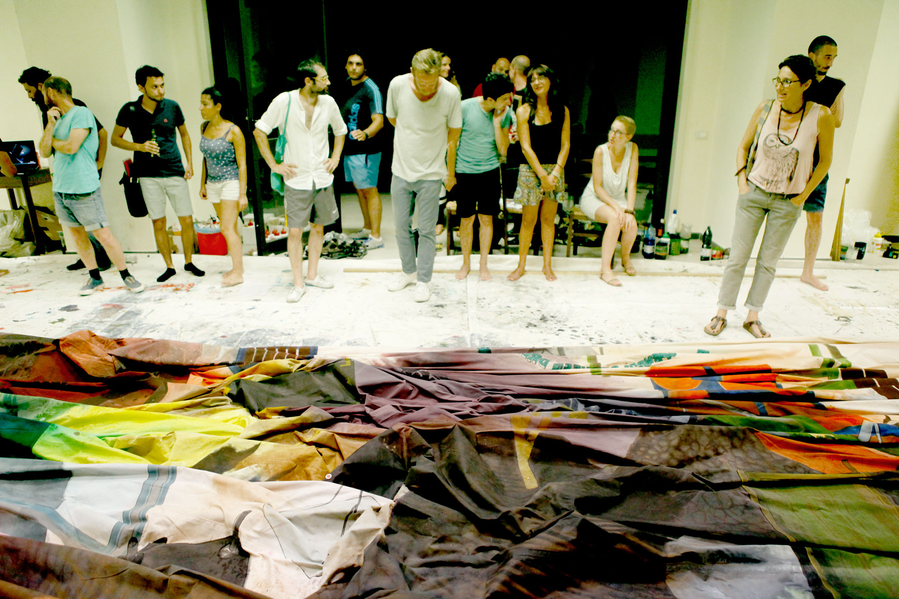 ficarra  contemporary divan_studio visit_tobi maier_ e eventi serali