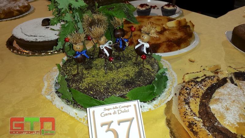 una delle torte premiate