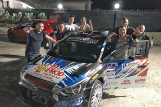 La Hyundai I20 di Riolo Rappa