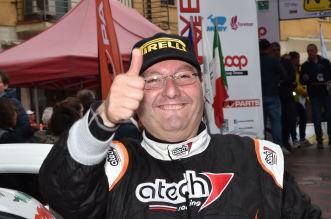 Salvatore Riolo (Peugeot 208 R5 #9, Cst Sport Srl)