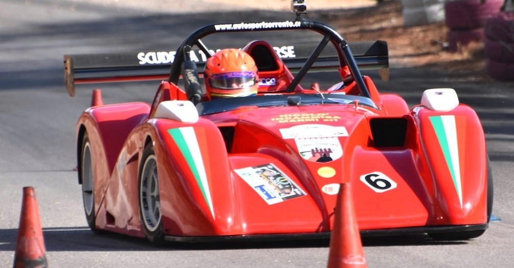 AA Nicolò Incammisa (Radical SR4 Suzuki) - ph. Mario Gallà
