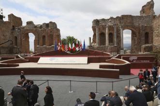 Teatro Antico G7 Taormina