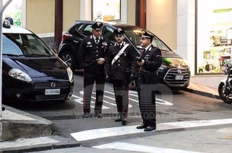 Carabinieri Gioiosa Marea