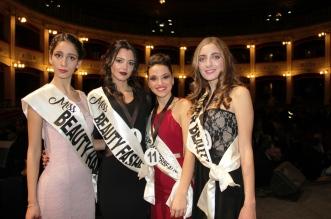 Master Beauty le 4 vincitrici