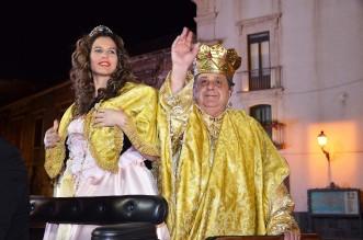 La Regina del Carnevale e Re Burlone