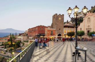 Foto dal profilio Facebook  Taormine associazione commercianti Taormina