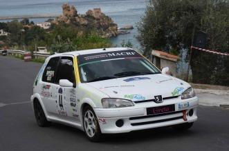 Celi Rappazzo su Peugeot 106
