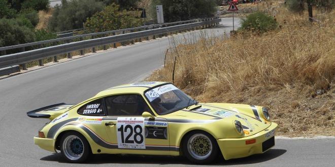 Sergio Imbro Porsche 911