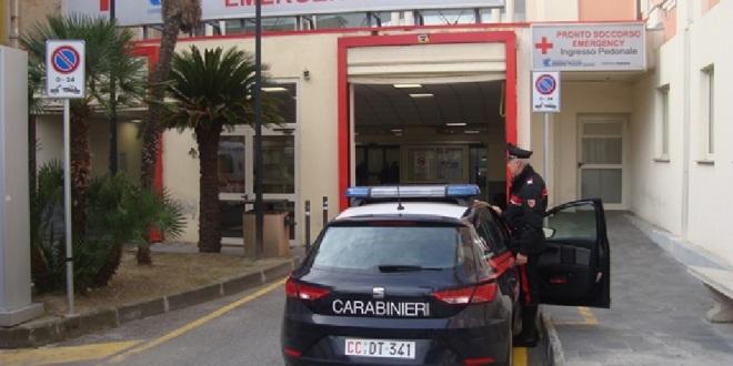 CC presso Pronto soccorso Piemonte