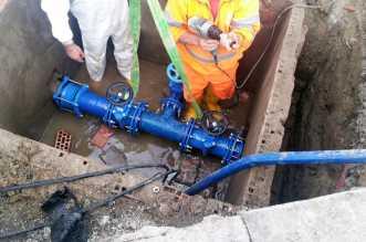 lavori rete idrica interruzione acqua