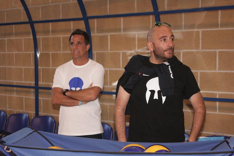 Mauro Silvestre e Luca Leone