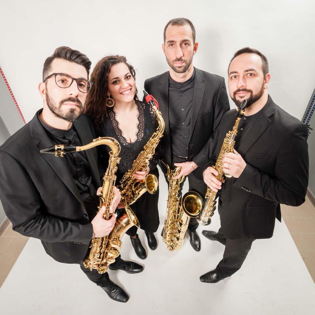 Foto 1_Triskeles Saxophone Quartet