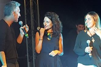 Beppe Fiorello Premio Irritec