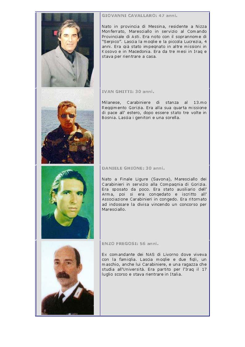 I CADUTI DI NASSIRIYA - PER NON DIMENTICARE_Pagina_2