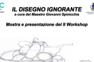 locandina disegno ignorante