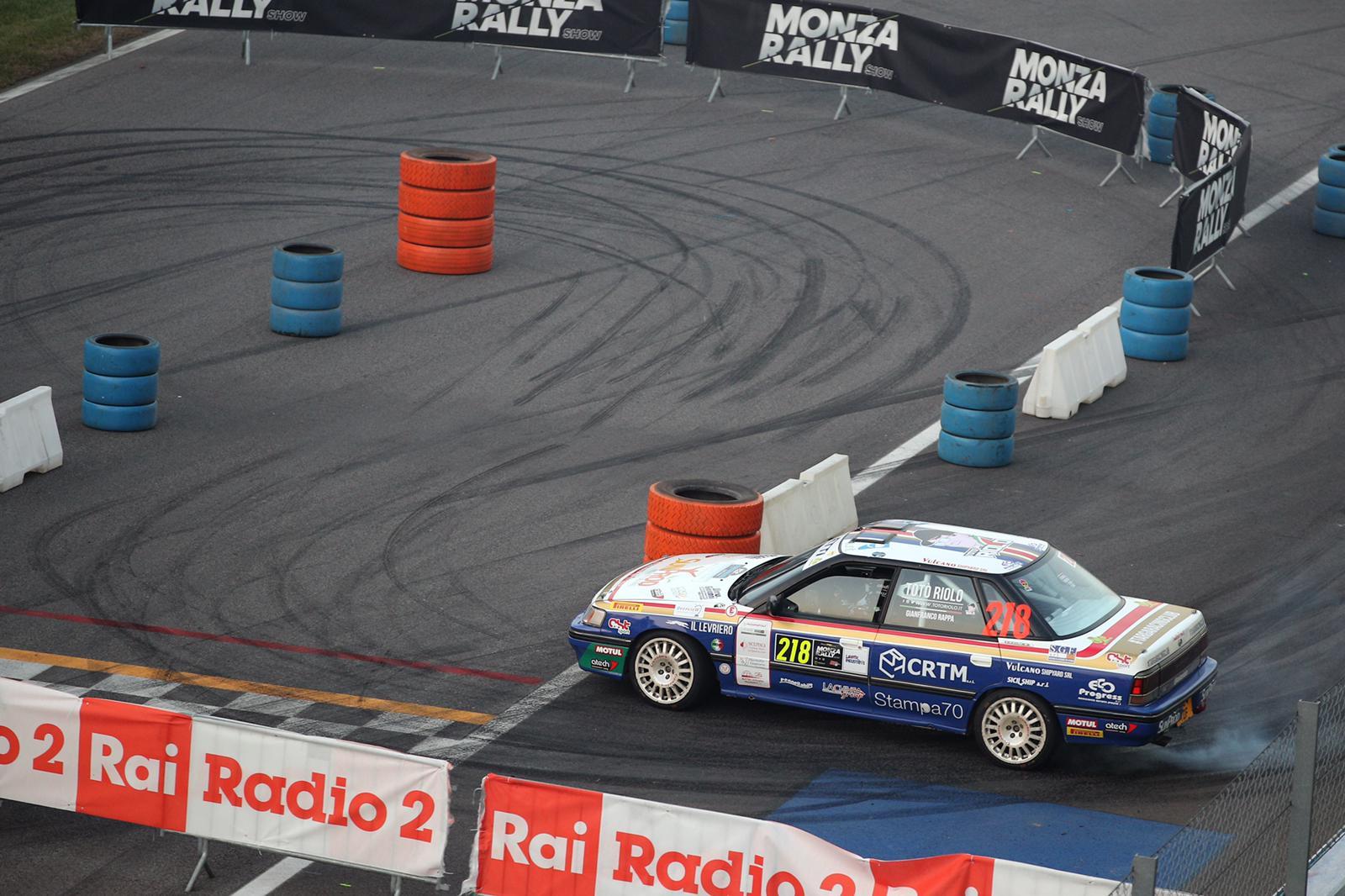 Riolo Rappa Subaru Master Show