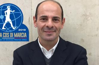 Nunzio Scolaro, presidente FIDAL Messina2