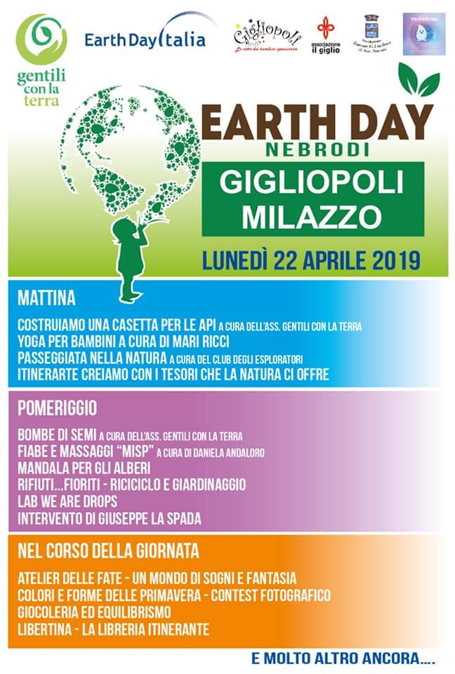 Earth Day 2019 Gigliopoli manifesto