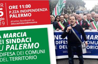 Manifesto Marcia dei Sindaci 15 maggio 2019