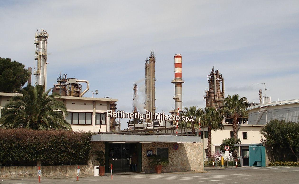 Raffineria-di-Milazzo