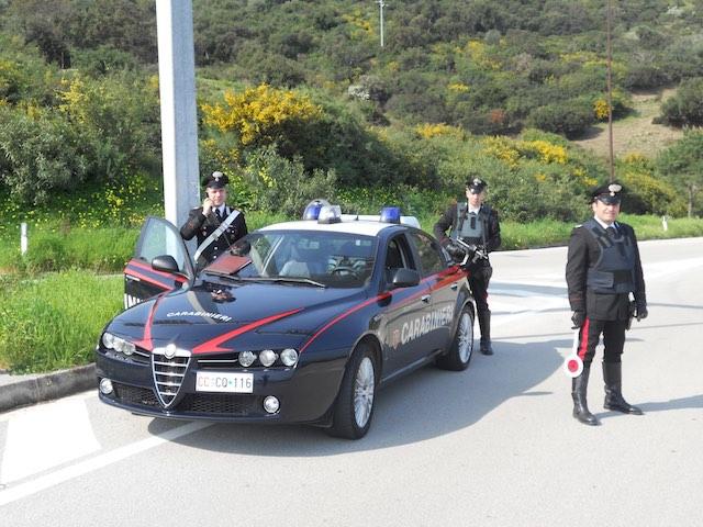 foto Carabinieri Mistretta