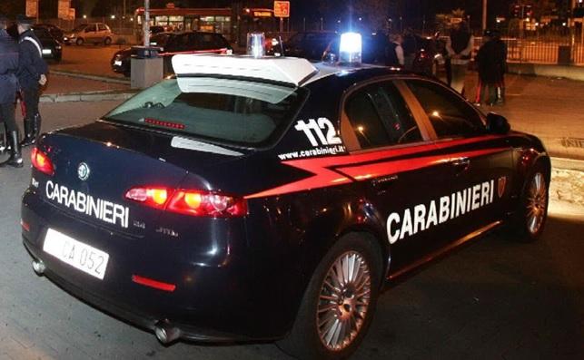 carabinieri santagata