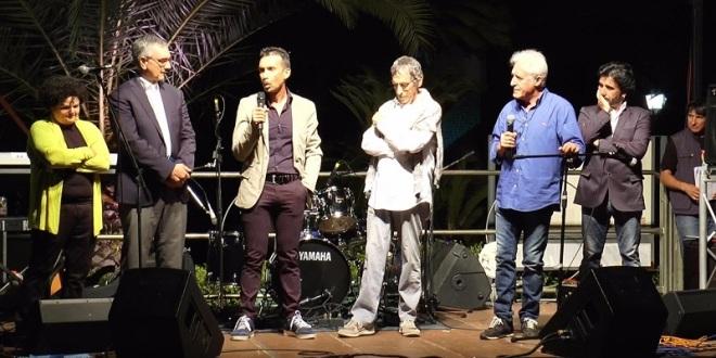 Basilio Fallo alla Festa della Musica a Gioiosa Marea