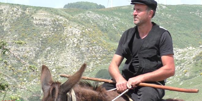 gaetano a cavallo