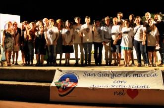 SangiorGiocando, foto del gruppo organizzatore