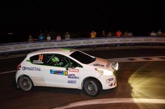 Pollara - Princiotto su Peugeot 208