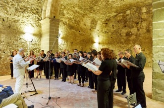 Ensemble Vocale Cantica Nova 1