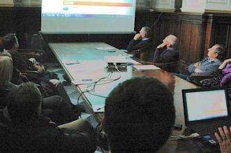 Meeting applicativo trasparenza