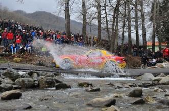 Salvatore Riolo, Gianfrancesco Rappa (Abart 124 Rally #19, CST Sport);