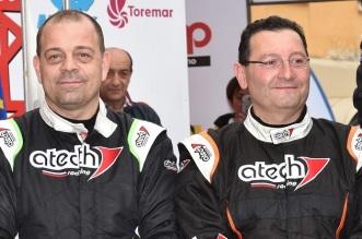 Salvatore Riolo, Alessandro Floris (Peugeot 208 R5 #9, Cst Sport Srl)