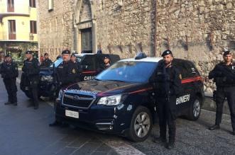carabinieri taormina
