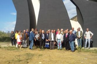 Antonio Presti incontra il comitato internazionale Peggy Guggenheim (6)
