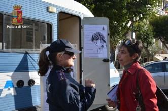 Polizia di Stato femminicidio