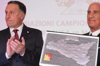 Battaglia e Presidente Sticchi