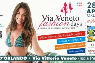Via Veneto Fashion Days 6x3 Lazzara