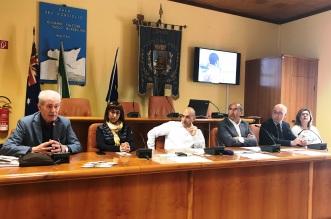 Conferenza stampa presentazione Seminario Dentro e fuori la rete SPRAR(1)