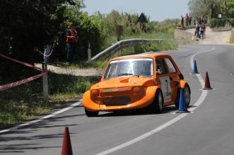 Filippo Gugliotta su A112 Suzuki