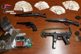 Sequestro armi Santa Lucia