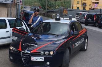 carabinieri messina