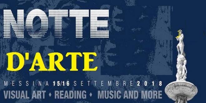 NOTTE D'ARTE