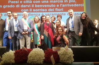 Una delegazione di Amministratori Siciliani Presenti a Bologna (1)
