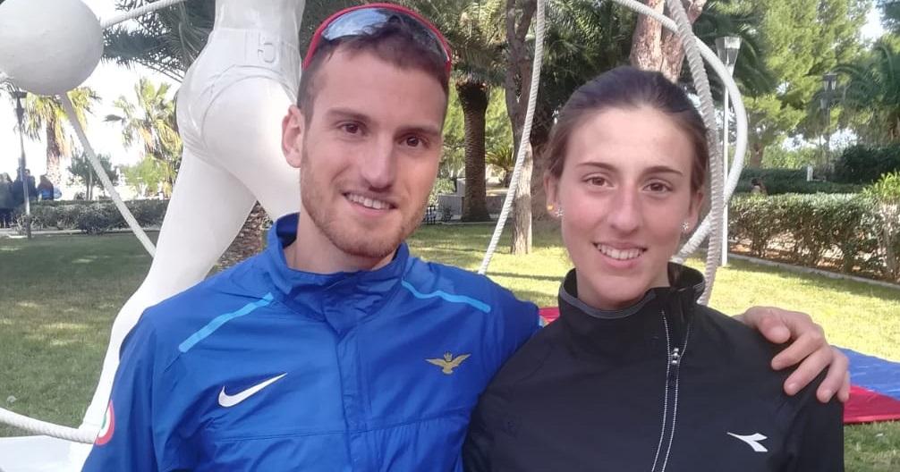 Michele Antonelli e Nicole Colombi