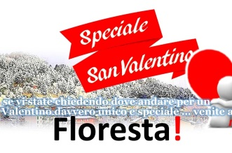 san valentino a floresta banner