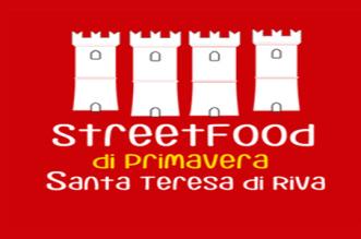 street food logo santa teresa