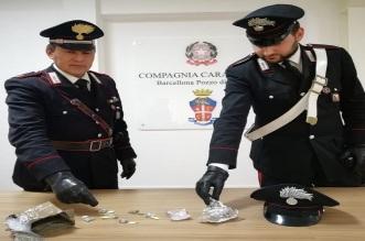 CC Barcellona Droga sequestrata2