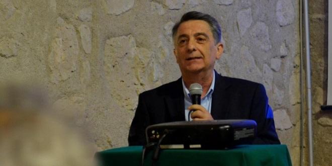 Filippo Grasso - Foto dell'Università di Messina